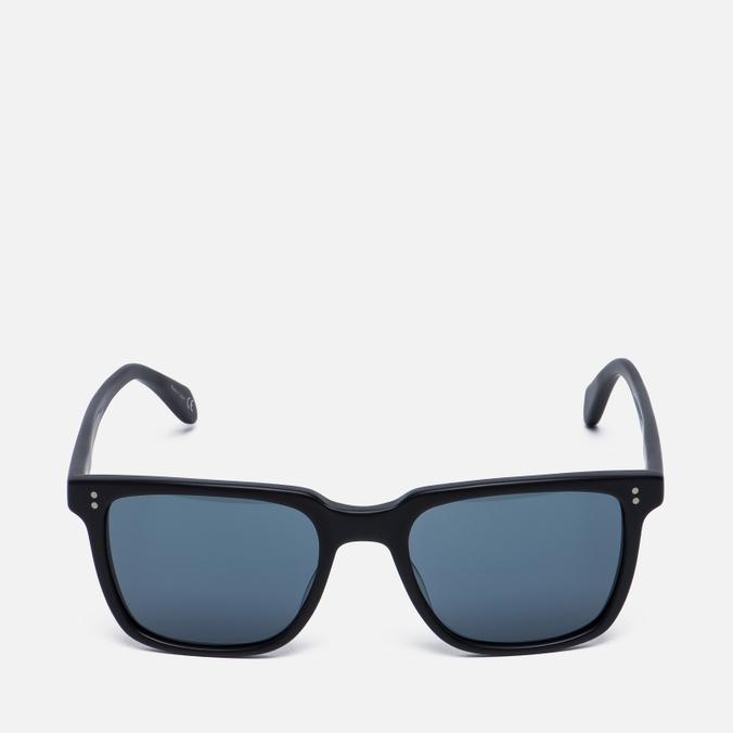 Солнцезащитные очки Oliver Peoples NDG-1 Black/Indigo Photochromic