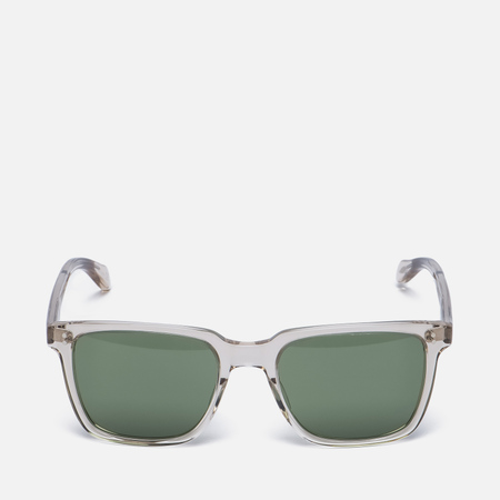 Солнцезащитные очки Oliver Peoples NGD-1 Translucent Buff/Green