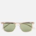 Солнцезащитные очки Oliver Peoples NGD-1 Translucent Buff/Green фото- 0