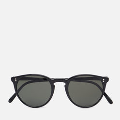 Солнцезащитные очки Oliver Peoples O.Malley Sun Black/Green Polar