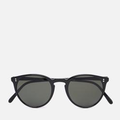 Солнцезащитные очки Oliver Peoples O.Malley Sun Black/Green Polar