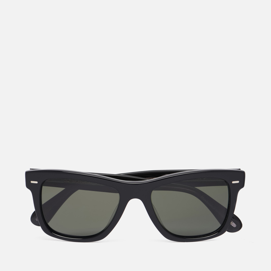 Солнцезащитные очки Oliver Peoples Oliver Sun Polarized Black/G15 Polar