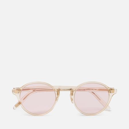 Солнцезащитные очки Oliver Peoples OP-1955 Sun Semi-Matte Black/Antique Pewter/Carbon Grey
