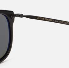 Солнцезащитные очки Oliver Peoples OP-506 Sun Dark Military/Antique Gold/Grey Goldtone фото- 3
