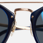 Солнцезащитные очки Oliver Peoples Remick Denim/Brushed Rose Gold/Blue Mirror фото - 4