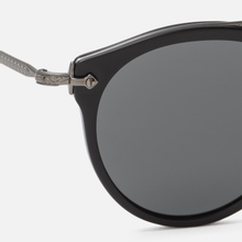 Солнцезащитные очки Oliver Peoples Remick Semi-Matte Black/Antique Pewter/Grey фото- 2