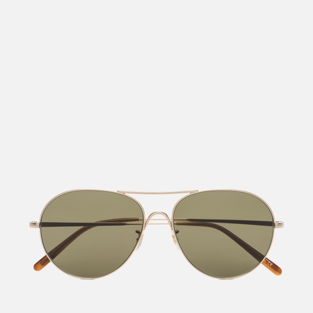 Солнцезащитные очки Oliver Peoples Rockmore Gold/G-15 Glass