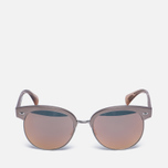 Солнцезащитные очки Oliver Peoples Shaelie Shell/Silver/Pink Mirror фото- 0