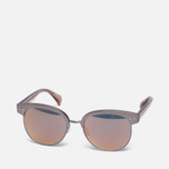 Солнцезащитные очки Oliver Peoples Shaelie Shell/Silver/Pink Mirror фото- 1