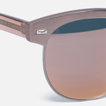 Солнцезащитные очки Oliver Peoples Shaelie Shell/Silver/Pink Mirror фото- 2