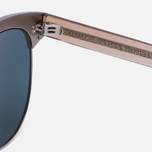 Солнцезащитные очки Oliver Peoples Shaelie Shell/Silver/Pink Mirror фото- 3