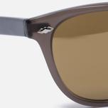 Солнцезащитные очки Oliver Peoples Sheldrake Plus Taupe/Oak/Gold Mirror фото- 2