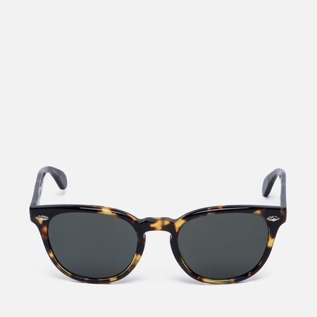 Солнцезащитные очки Oliver Peoples Sheldrake Plus Vintage Dark Tortoise Brown/G-15 Polar