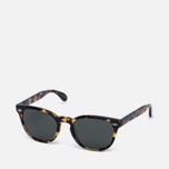 Солнцезащитные очки Oliver Peoples Sheldrake Plus Vintage Dark Tortoise Brown/G-15 Polar фото- 1