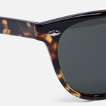 Солнцезащитные очки Oliver Peoples Sheldrake Plus Vintage Dark Tortoise Brown/G-15 Polar фото- 2