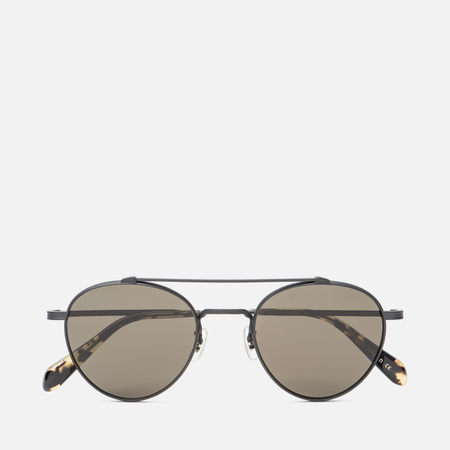 Солнцезащитные очки Oliver Peoples Watts Sun Matte Black/G-15