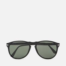 Солнцезащитные очки Persol 649 Series Black/Green Polar фото- 0