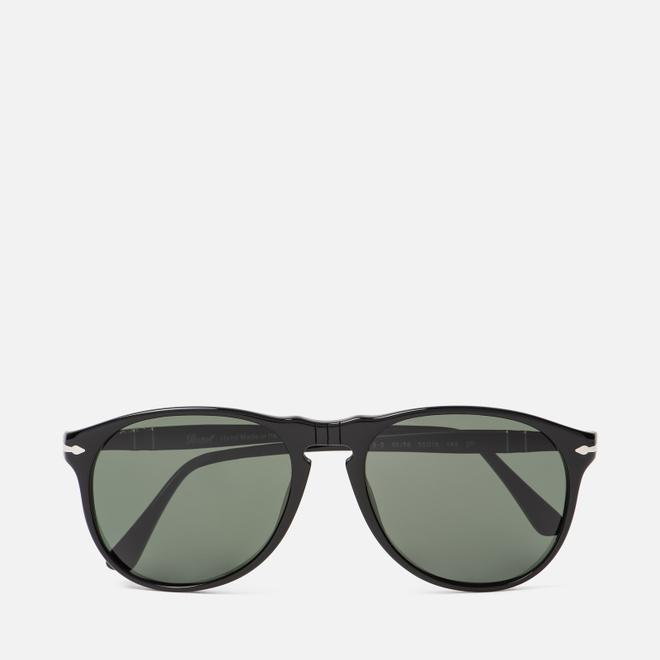 Солнцезащитные очки Persol 649 Series Black/Green Polar