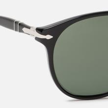 Солнцезащитные очки Persol 649 Series Black/Green Polar фото- 2