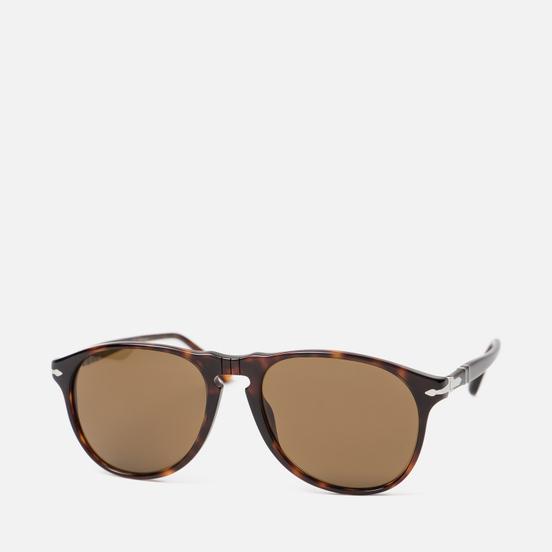 Солнцезащитные очки Persol 649 Series Havana/Brown Polar