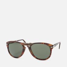 Солнцезащитные очки Persol 714 Series Steve Mcqueen Caffe/Green Polar фото- 1