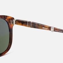 Солнцезащитные очки Persol 714 Series Steve Mcqueen Caffe/Green Polar фото- 3
