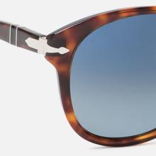 Солнцезащитные очки Persol 714 Series Steve Mcqueen Havana/Blue Gradient Polar фото- 3