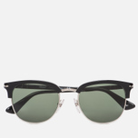 Солнцезащитные очки Persol Cellor Series Black/Grey фото- 0
