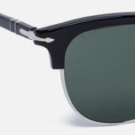 Солнцезащитные очки Persol Cellor Series Black/Grey фото- 2