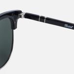 Солнцезащитные очки Persol Cellor Series Black/Grey фото- 3