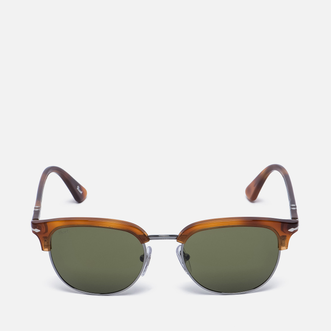 Солнцезащитные очки Persol Cellor Series Terra di Siena/Green