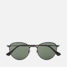Солнцезащитные очки Persol PO2445S Metal Capsule Black/Green фото- 0