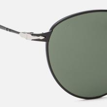 Солнцезащитные очки Persol PO2445S Metal Capsule Black/Green фото- 2