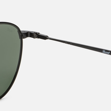 Солнцезащитные очки Persol PO2445S Metal Capsule Black/Green фото- 3
