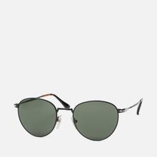 Солнцезащитные очки Persol PO2445S Metal Capsule Black/Green фото- 1
