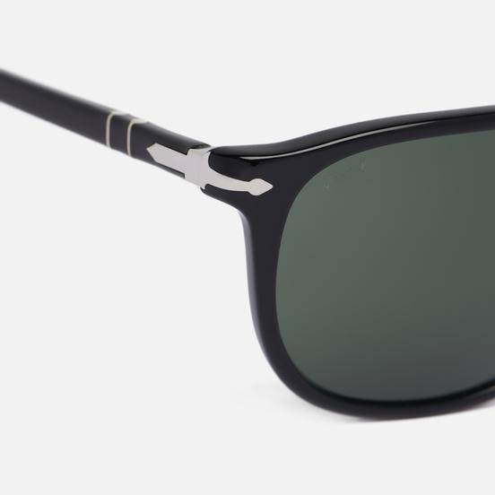 Солнцезащитные очки Persol PO3019S Black/Crystal Green