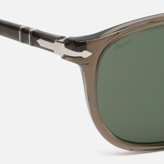 Солнцезащитные очки Persol PO3019S Grey Transparent/Green