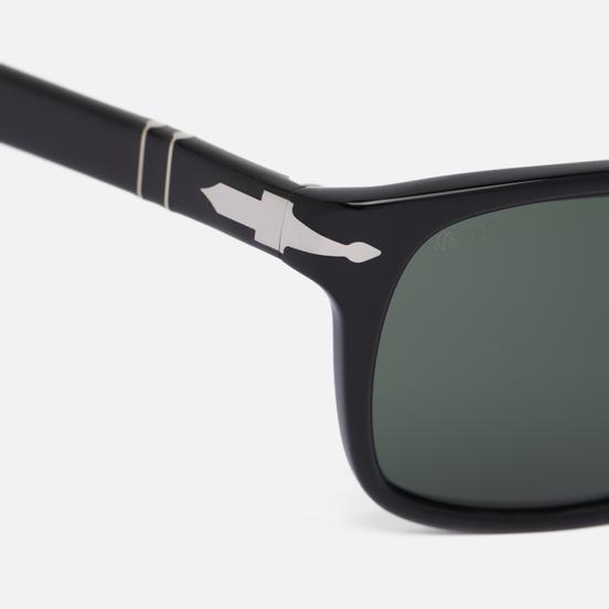 Солнцезащитные очки Persol PO3048S Black/Crystal Green