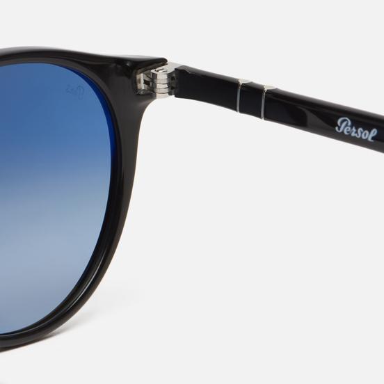 Солнцезащитные очки Persol PO3152S Galleria '900 Black/Blue Gradient