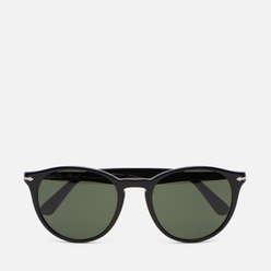 Солнцезащитные очки Persol PO3152S Galleria '900 Black/Polarized Green