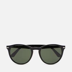 Солнцезащитные очки Persol PO3152S Galleria '900 Black/Polarized Green