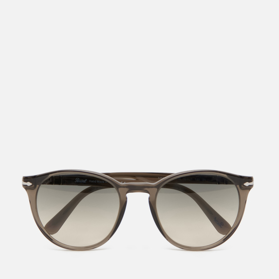 Солнцезащитные очки Persol PO3152S Galleria '900 Grey Transparent/Grey Gradient