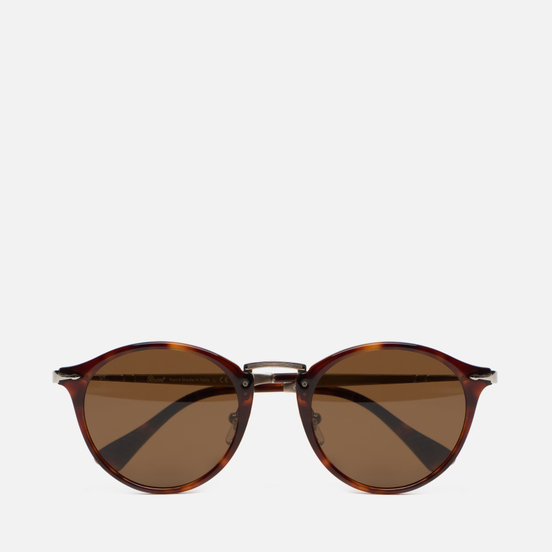 Солнцезащитные очки Persol PO3166S Calligrapher Edition Havana/Polarized Brown