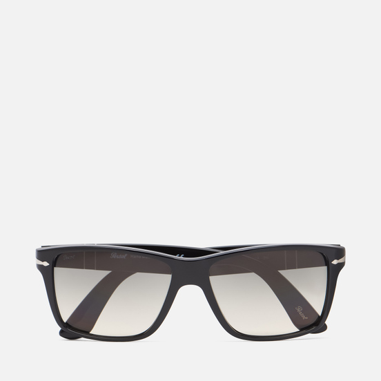Солнцезащитные очки Persol PO3195S Black/Clear Gradient Grey