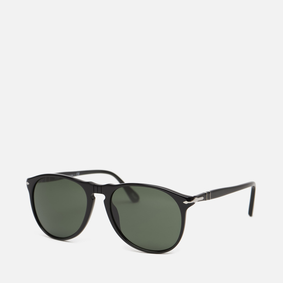 Солнцезащитные очки Persol PO9649S 649 Series Black/Green