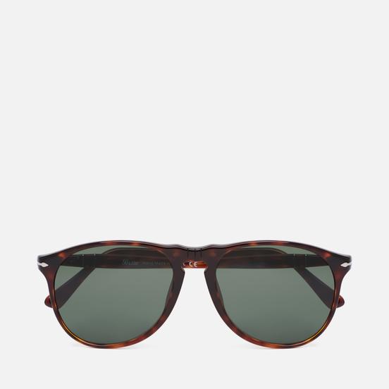 Солнцезащитные очки Persol PO9649S 649 Series Havana/Green