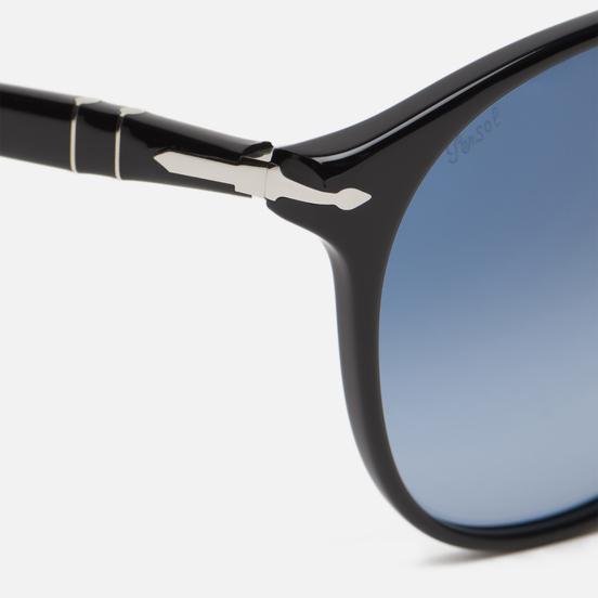 Солнцезащитные очки Persol PO9649S 649 Series Black/Blue Gradient