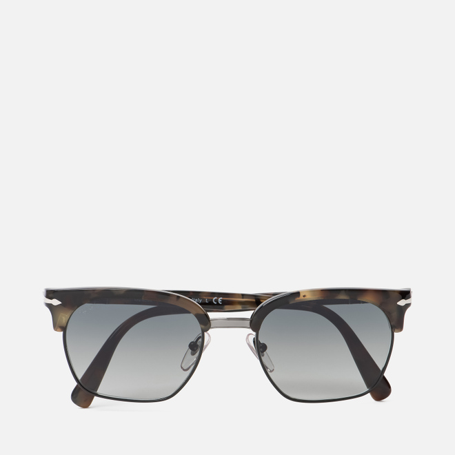 Солнцезащитные очки Persol Tailoring Edition Brown Tortoise/Brown Tortoise/Gradient Grey