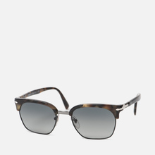 Солнцезащитные очки Persol Tailoring Edition Brown Tortoise/Brown Tortoise/Gradient Grey фото- 1
