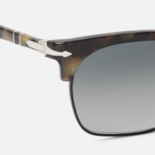 Солнцезащитные очки Persol Tailoring Edition Brown Tortoise/Brown Tortoise/Gradient Grey фото- 2